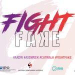FightFake Catwalk Campaign
