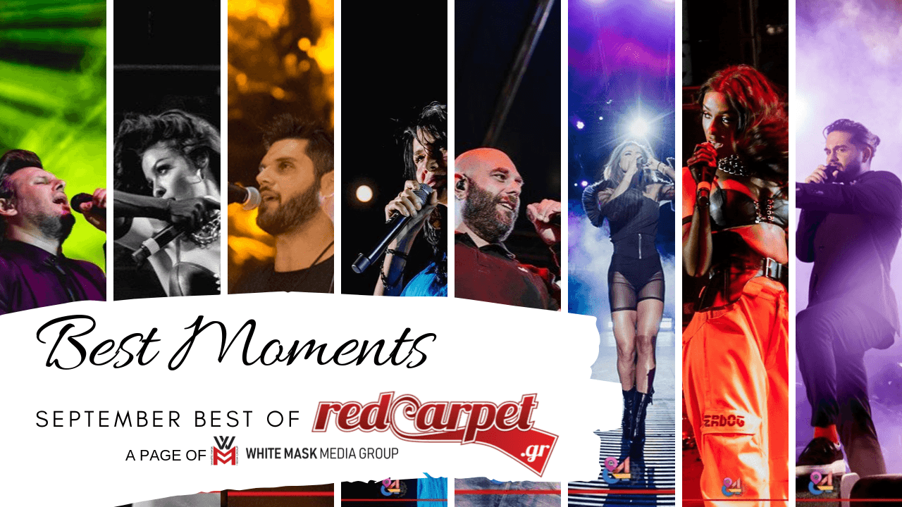 Best Of Moments (Artists) September Photoshoot